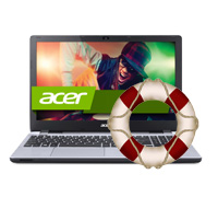 Acer notebook file recovery