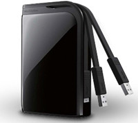 recover formatted Buffalo MiniStation hard drive