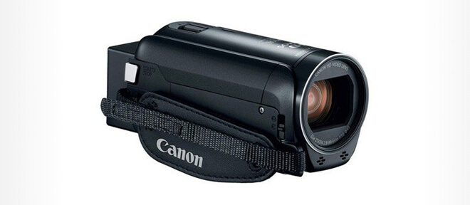 recover lost videos from Canon VIXIA camcorder