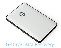 G-Drive external hard drive data recovery