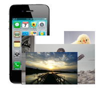 retrieve lost contacts, messages from iPhone 4
