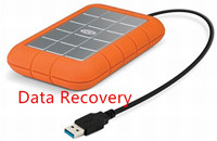 LaCie Thunderbolt external hard drive file recovery on Mac