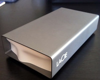 format LaCie external hard drive
