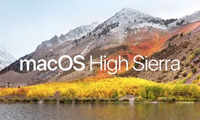 recover lost data after upgrading to macOS High Sierra
