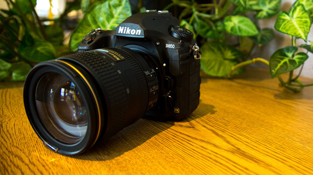 Recover Lost Photos from Nikon D850 Digital Camera