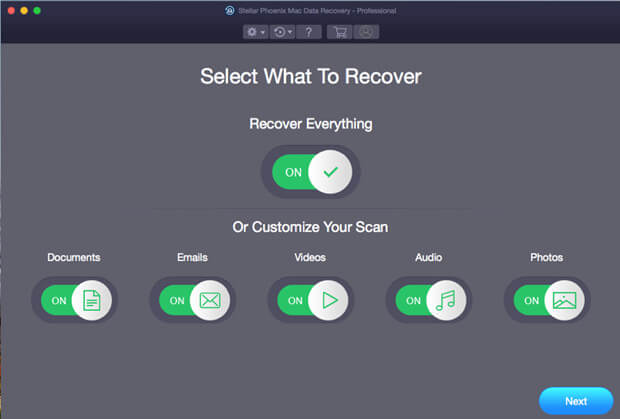 free SSD data recovery software