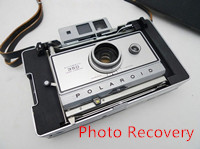 recover lost photos from Polaroid Camera