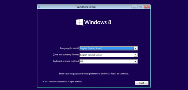 recover lost data after reinstalling Windows 8