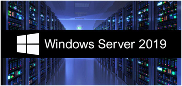 wipe hard drive in Windows Server 2019