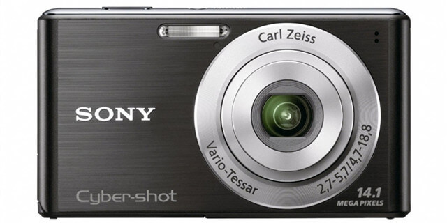 how to permanently erase photos/videos from Sony Cybershot Camera