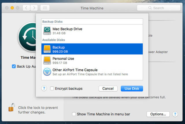 permanently erase data from backup hard drive for Mac