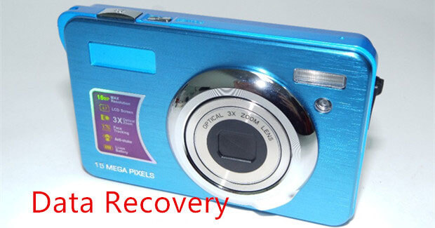 recover lost photos and videos from Vivikai digital camera