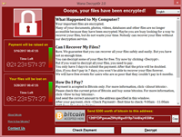 recover lost data due to ransomware