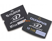 xD card data recovery