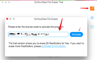 DoYourData File Eraser for Mac update